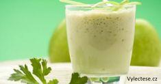 Recipe: Green Grape Smoothie (healthy smoothie recipes with kale) Grape Smoothie, Apple Smoothies, Juice Smoothie, Healthy Smoothies, Healthy Drinks, Healthy Recipes, Green Smoothies, Easy Recipes, Juicing