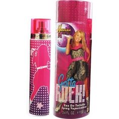 Hannah Montana By Disney Gotta Rock Edt Spray 3.4 Oz