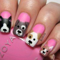 ALIQUID  Best Of: Nail Art {Weekly Link Party}