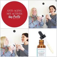 Anti-Aging mit Actives: Das grosse Skincare-Gespräch auf Hey Pretty