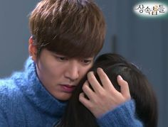 "Lee Min Ho (이민호) Sings of ""Love Hurts"" (아픈 사랑) for drama ""The Heirs"" OST MV"