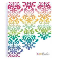 fleur feliz - journal #ErinCondren #journal