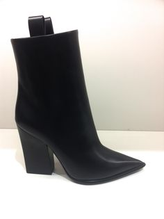 @Celine #boots #pointed toes
