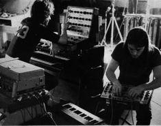 Pink Floyd in the studio - Imgur