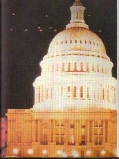 UFOs Over Washington DC