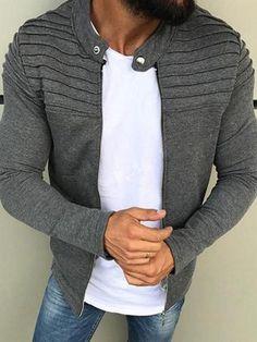 PASATO Classic Mens Autumn Winter Top Pants Sets Sports Suit Tracksuit PatchworkSweatshirt