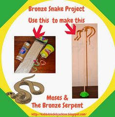 Moses: The Bronze Snake
