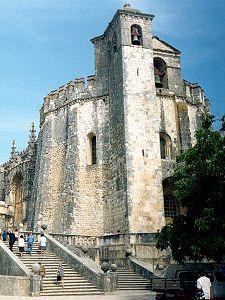 Tomar, Portugal Templar keep