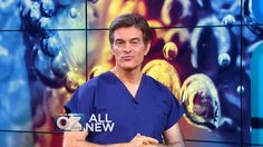 "The Health Topics You're Buzzing About On Social Media: Dr. Oz tackles the health topics trending right now that you're talking and tweeting about, posting and ""liking."" Plus, the quickest way to change bad habits and master healthy ones."