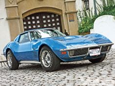 1971 Corvette Stingray Maintenance of old vehicles: the material for new cogs/casters/gears/pads could be cast polyamide which I (Cast polyamide) can produce
