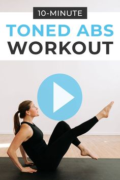 Abs Workout - - Tone your lower belly pooch with this home workout video - The Best Lower Ab Workout For Women! 10 bodyweight, lower abs exercises to do post-baby. Home Workout Videos, Abs Workout Video, Ab Workout At Home, At Home Workouts, Bum Workout, Workout Men, Full Ab Workout, Workout Challange, Workout Ideas