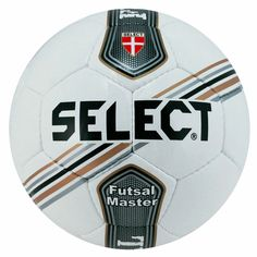 The Select Futsal Master is the top of the line. Play like a pro with the  best ball in the market. Be a futsal Master! 533964a1eeaa8