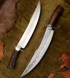 Will Morrison Knives
