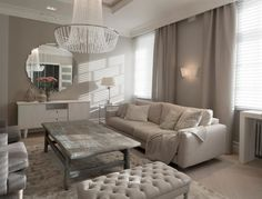 Contemporary with rustic Touch Of Gray, Studio Interior, Dream Bedroom, Contemporary, Modern, My Dream Home, Living Room Designs, Sweet Home, Lounge
