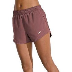 Nike Women's Heatherized Tempo Running Shorts - Clothes I would like - - Sporty Summer Outfits, Cute Nike Outfits, Nike Running Shorts, Nike Shorts Outfit, White Nike Shorts, Running Shoes, Gym Wear For Women, Athletic Outfits, Athletic Wear