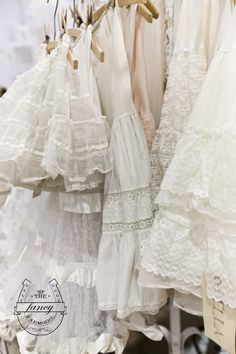 lovely crinolines...