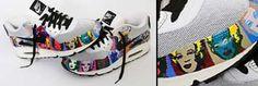 2009 verkauft #Nike den Air Max 90 als limitierte Edition mit dem Marilyn Monroe PopArt-Porträt von #AndyWarhol #artfashion