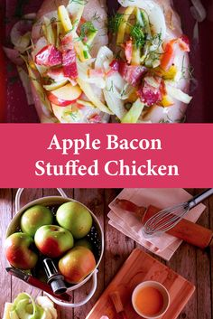 meal plan. Try stuffed chicken with apple, bacon, and fennel. Fennel ...