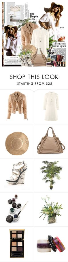 """Natasha Poly (19/03/2012)"" by misssophie ❤ liked on Polyvore featuring H&M, Hat Attack, Chloé, Rachel Zoe, PLANT, Bobbi Brown Cosmetics, INC International Concepts, Yves Saint Laurent and DAY Birger et Mikkelsen"