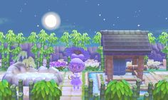 """town-of-flowers: """" Zen park completed! """""""