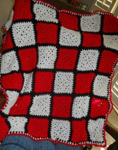 Dr. Seuss Afghan Crochet | Dr. Suess baby afghan by pgirsh | Crocheting Ideas