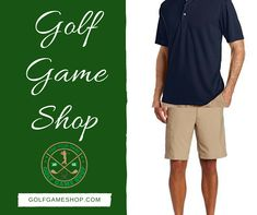 Golf Game Shop is a store for golfers. We offer a high quality products like #golfclothes, #golfclubs and more.  Visit our store @ www.golfgameshop.com  #golfgameshop #golfshop #golf #golfing #golfers #golfshirts #golfoutfit Golf Shop, Golfers, Golf Outfit, Golf Shirts, Golf Clubs, Games, Store, Shopping, Products