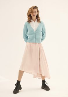 Midi Skirt, Cashmere, Collections, Unique, Skirts, Style, Fashion, Breien, Women's