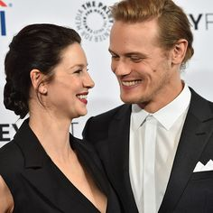 And how he looks at his Outlander co-star, Caitriona Balfe.   We Need To Talk About Sam Heughan
