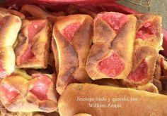 El famoso pan de Jinotepe, Carazo....DELICIOSO!!!
