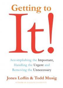 Zola Books | ebook | Getting to It | Jones Loflin & Todd Musig
