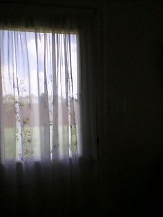 Atraves de mi ventana ,dia hermoso soleado