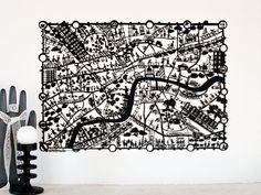London Paper Cut Original
