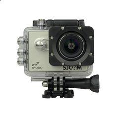 SJCAM X1000 WIFI Action Sports Camera Helmet Camcorder Bike/Moto Riding Recorder DV Video Car DVR Silver (Intl)