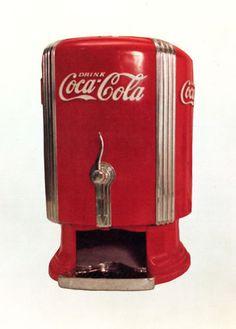 1933 Coca Cola Dispenser
