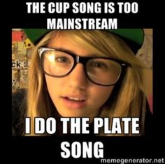 Lia Marie Johnson-The Plate Song XD