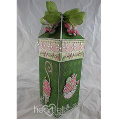 Heartfelt Creations - Petunia Magic Box Project