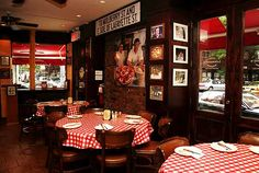 My favorite pizza place in Little Italy's....Lombardi's Pizza, America's First Pizzeria