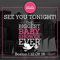 We're just heading down to our booth at the #biggestbabyshower! Will wee see you there?   #Boston #babies #cordblood