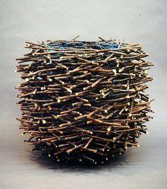 Gyongy Lacky  Art Basket