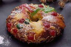 Bolo Rei (King's Cake) - Christmas cake, Portugal