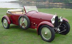 Bugatti 38 Grand Sport (1927)