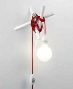 vägglampa Cool Designs, Room Decor, Lighting, Mini, Interior, Inspiration, Urban, Board, Products