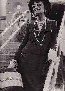MASTER Gabrielle Chanel #masterandmuse #ambervalletta #yoox