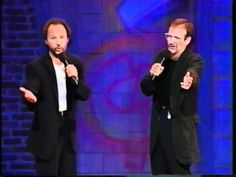 Robin Williams & Billy Crystal (Musical Number) - Comic Relief VI