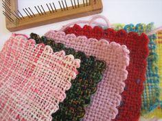 Weavette squares