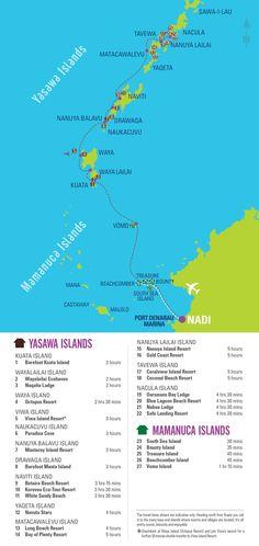 Yasawa Flyer, Fiji