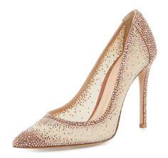 ab317feb3 Pre-owned Manolo Blahnik PVC Slide Sandals (£115) ❤ liked on ...