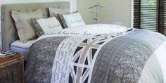 Riviera Maison britain basics kleur ,sand dekbedovertrek theo bot 240 x 200 ,220 cm litsjumaux.
