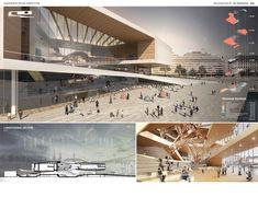 Guggenheim Helsinki | Kimmel Eshkolot Architects Helsinki, Architects, Centre, Competition, Louvre, Layout, Indoor, Concept, Models