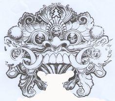 bar Skull Tattoo Design, Dragon Tattoo Designs, Tribal Tattoo Designs, Lower Stomach Tattoos, Round Tattoo, Sleeve Tattoos, Hip Tattoos, Traditional Tattoo Art, Oriental Tattoo